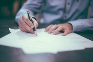 indemnity agreements